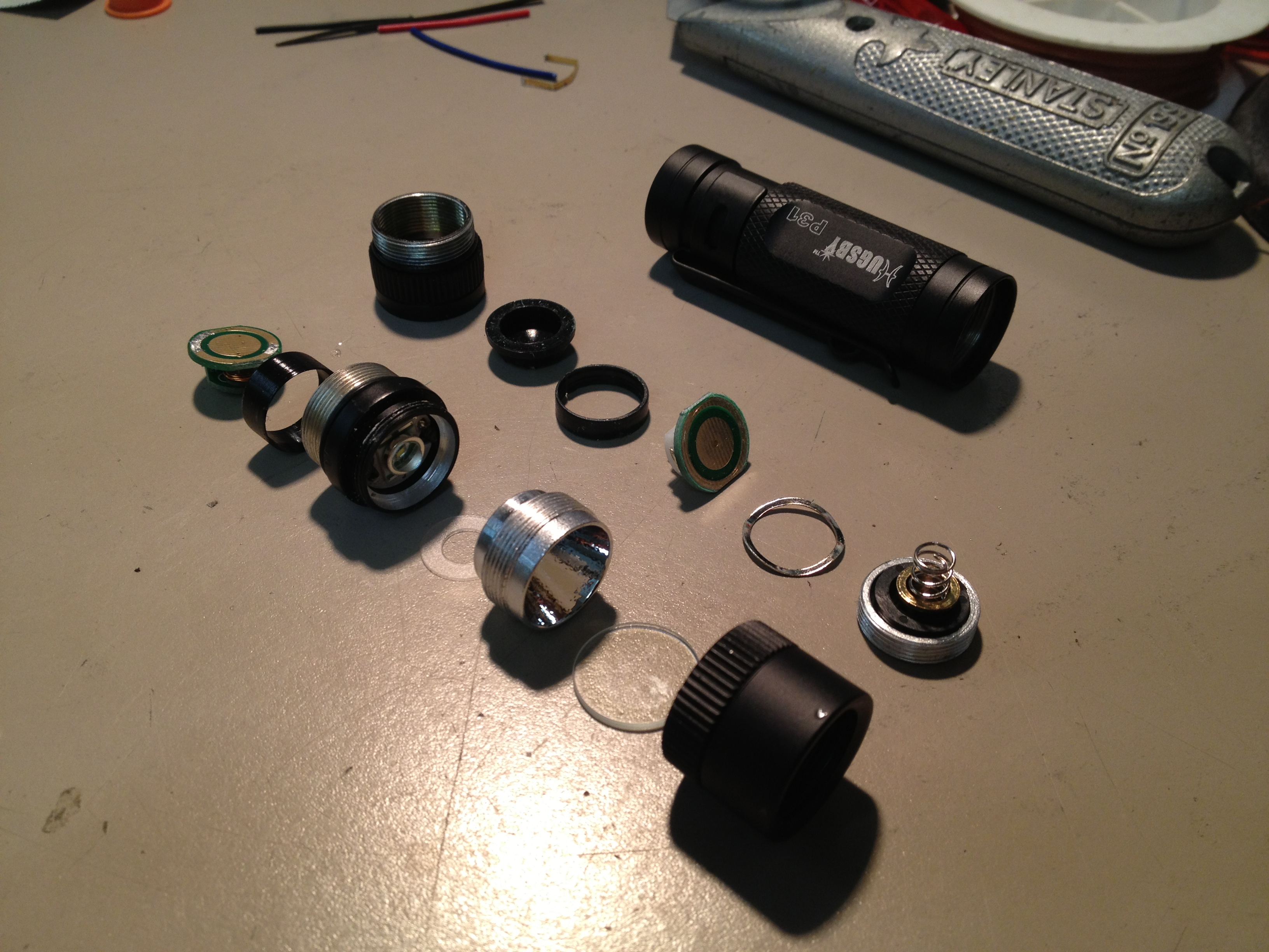 Img on Mini Maglite Replacement Parts